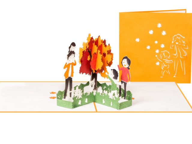 Pop Up Holiday Cards: A Special Gift For Your Holidays.