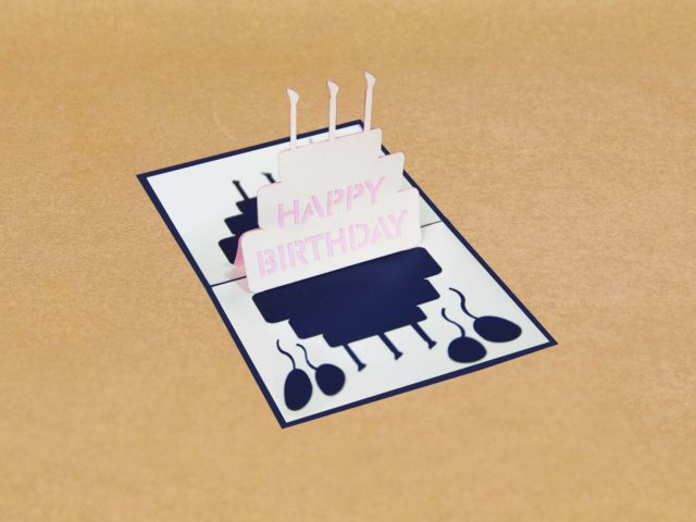 3D Birthday Cards – Meaningful From Small Things
