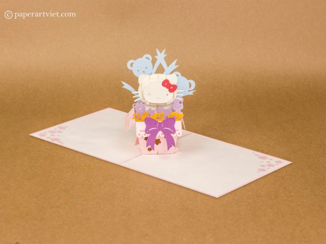 Creative Pop Up Cards – New Trend, New Life