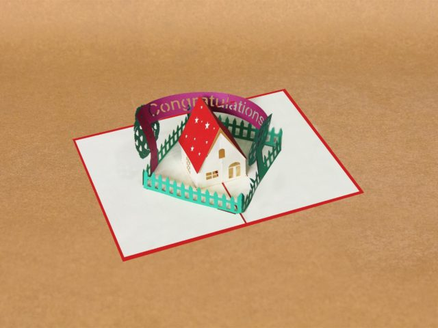 Kirigami Card – A Magic Gift For Your Beloved Ones.