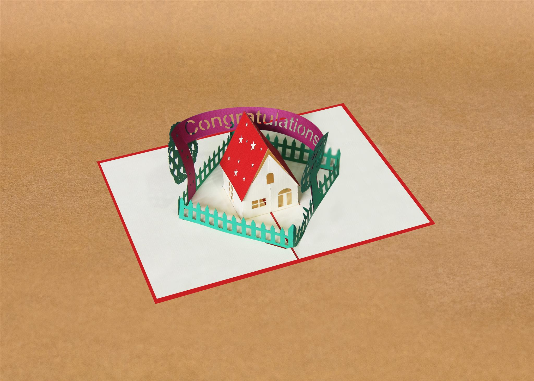 how to make kirigami cards