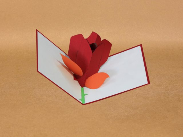 Pop-up Cards For Teachers – Simple but Meaningful