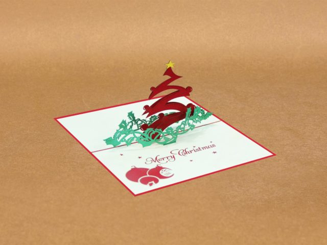 Do You Know The Christmas Pop-Up Cards?