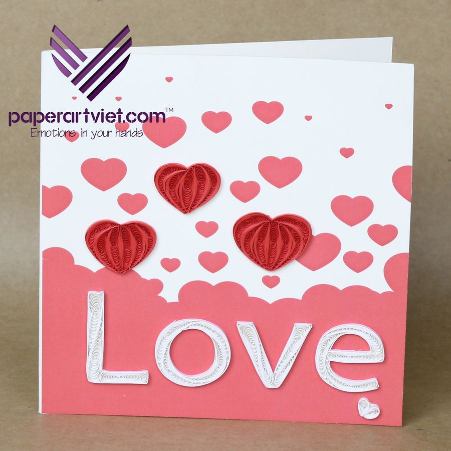 Make a heart pop up card wholesale pop up cards supplier heart pop up card kristyandbryce Image collections