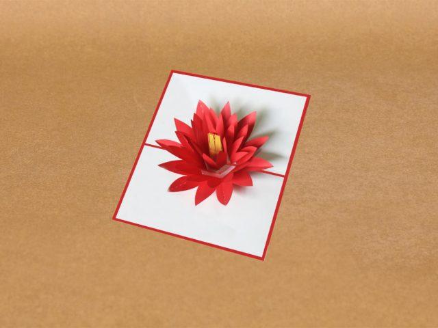 The Basic Tutorial Of Making Kirigami Flower