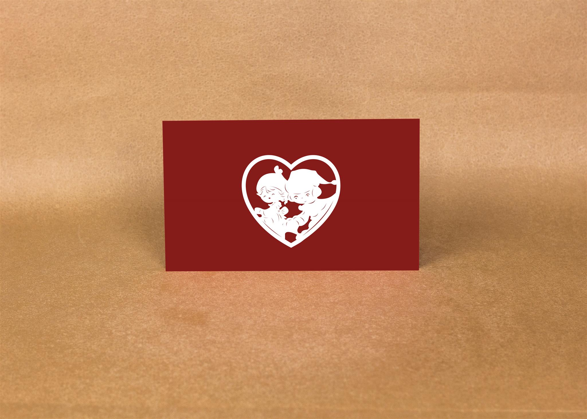 Love Pop Up Cards For Valentine Day Wholesale Pop Up Cards Supplier