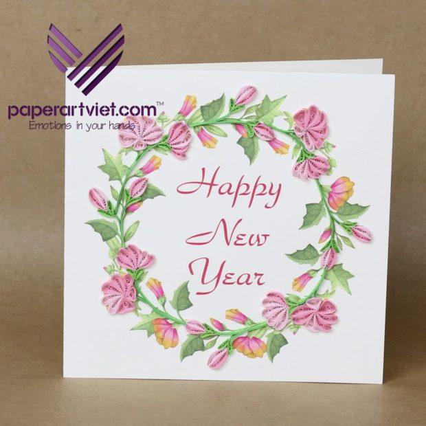pop-up flower card for kids