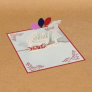 Pop-Up Happy Birthday Card – Unique Gifts For You.