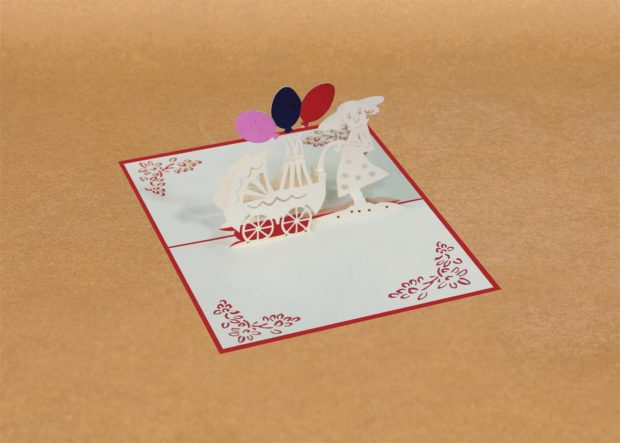 pop-up happy birthday card