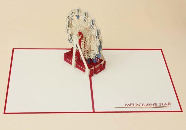3D Cards ideas from PaperArtViet supplier-1
